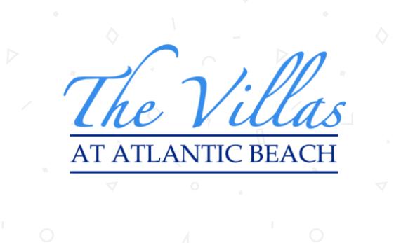 The Villas at atlantic beach logo